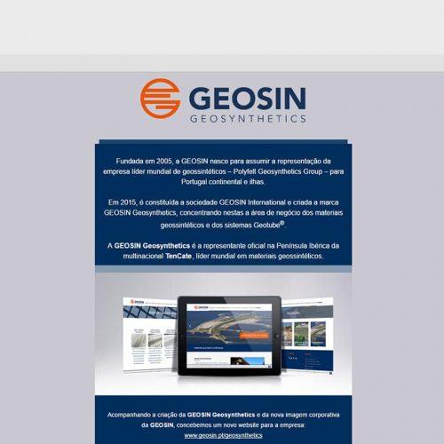 Newsletter Geosin Geosynthetics