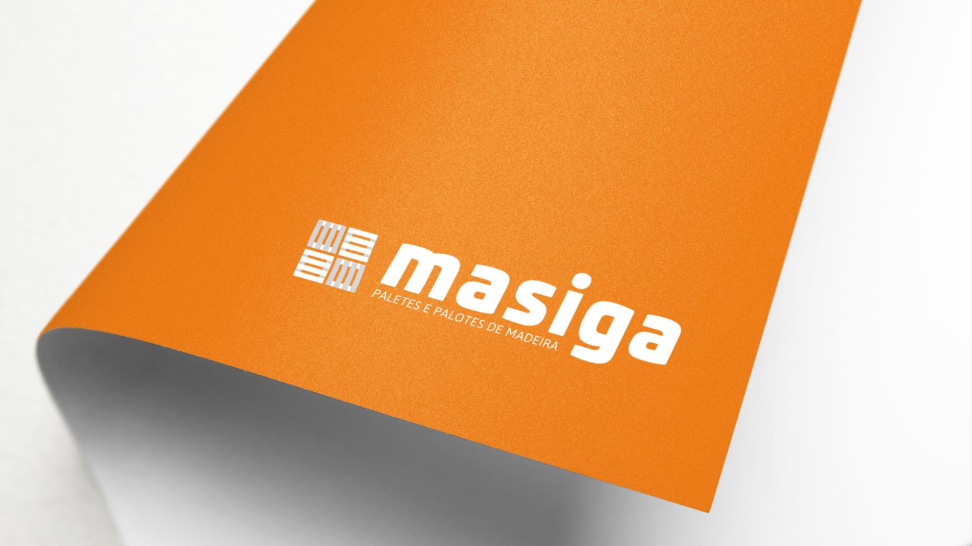 Logótipo da Masiga