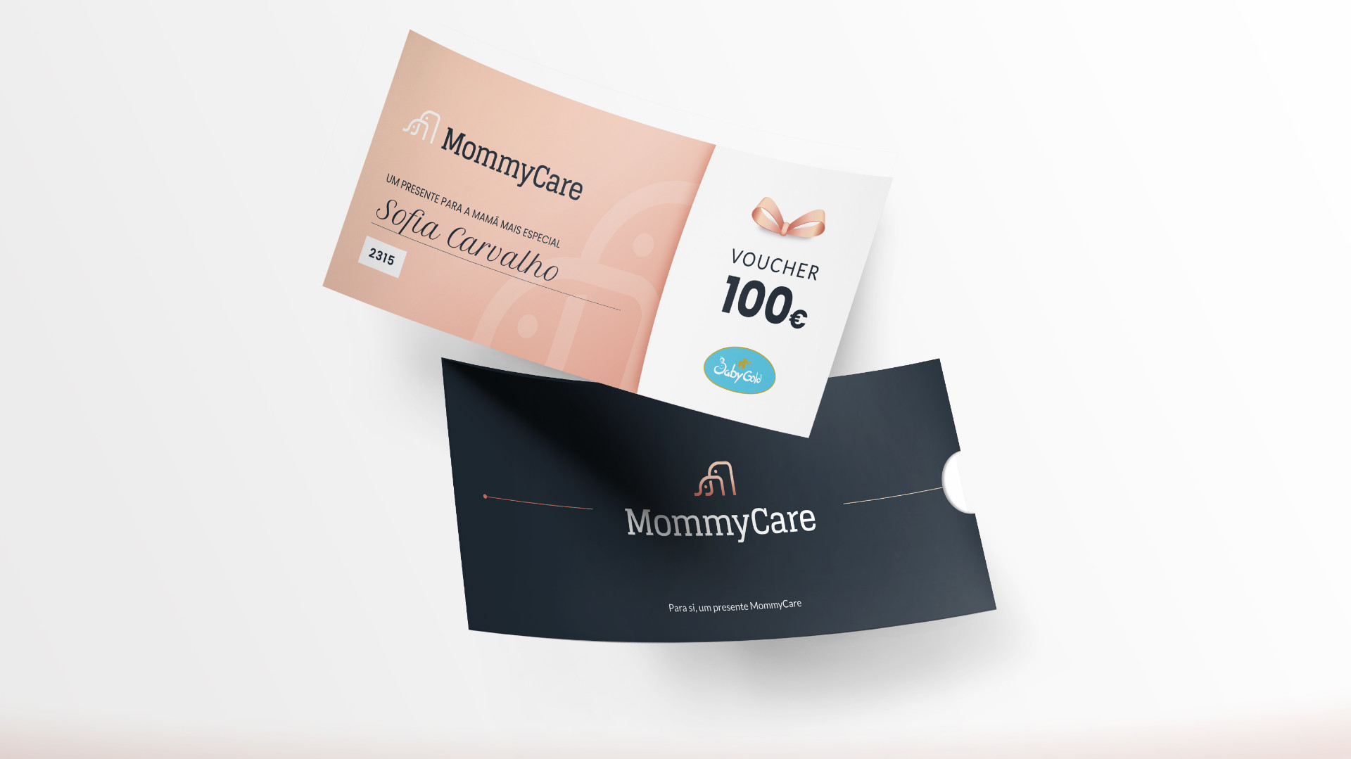 Voucher da MommyCare